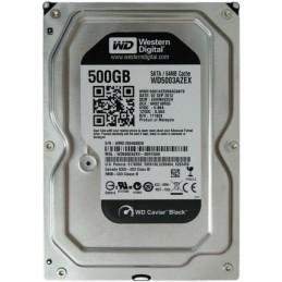 WDWD HDD3.5 500GB SATA WD5003AZEX