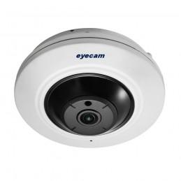 EyecamCamera IP fisheye 12MP POE Eyecam EC-1405