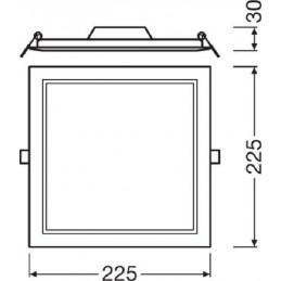 OSRAMPANOU LED LEDVANCE 4058075079359