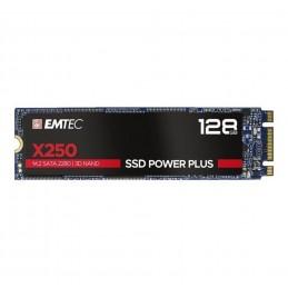 EMTECEMTEC SSD INTERN X250 128GB SATA M2 2280