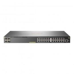 ARUBA NETWORKSARUBA 2930F 24G POE+ 4SFP SWCH