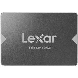 """LEXAR NS100 512GB SSD, 2.5"""", SATA (6Gb/s), up to 550MB/s Read and 450 MB/s write"""