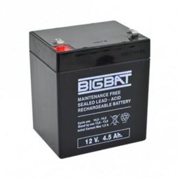 Acumulator BIG BAT 12V, 4.5...